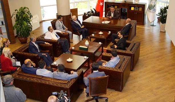 MHP kurultay heyeti başkanı gözaltına alındı