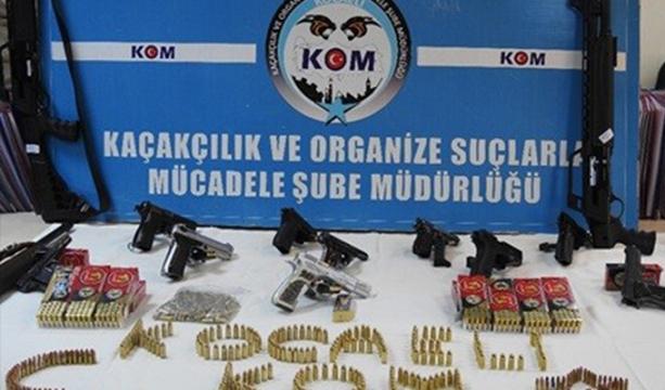 Trabzon'da çatışma! 1 polis yaralı