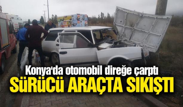Konya'da Trafik Kazası, 3 Ölü