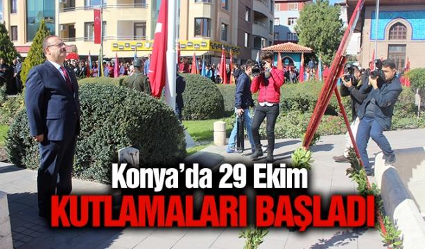 Konya'da 12 Polis Gözaltında