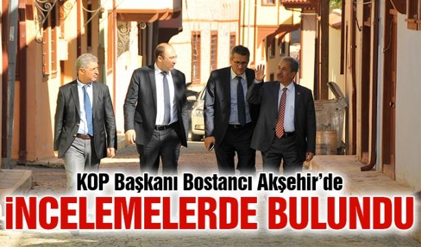 KOP'un yeni ilinden Konya'ya ziyaret
