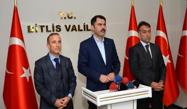 Hacı Hasan'dan Karabacak'a ziyaret