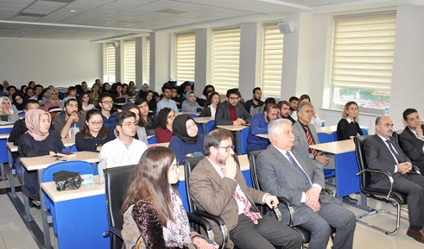 """Milletvekili Etyemez'den öğrencilere """"geçmiş olsun"""" ziyareti"""