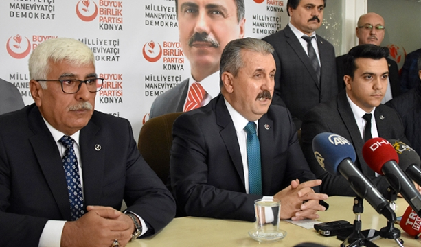 Erdoğan, AYM Başkanı Arslan'ı kabul etti