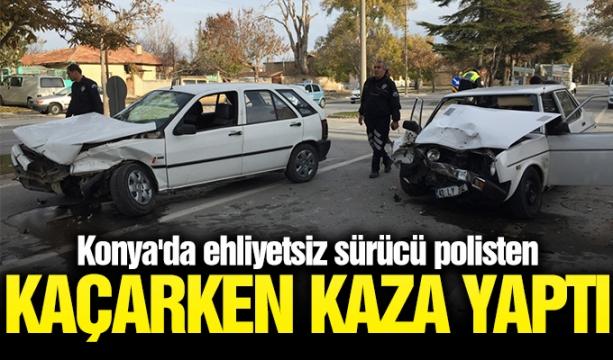 Konya'da 8 polis memuru gözaltına alındı