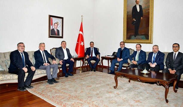 'Karaman-Konya YHT hattı yüzde 99 tamamlandı'
