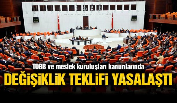 OHAL'ı uzatan Bakanlar Kurulu kararı TBMM Başkanlığı'nda
