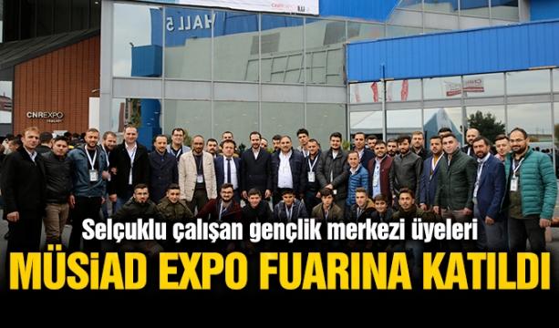 """MÜSİAD'da """"Türkiye'de Uluslararası Doğrudan Yatırımlar"""" konulu panel"""