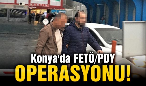 Erdoğan'ın Konya Ziyareti Twitter'da Zirveye Gidiyor