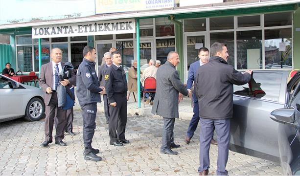 Ali Ağaoğlu'nun villası küle döndü