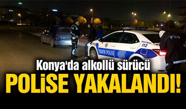 Konya'da yediemin otoparkında yangın! Araçlar kül oldu