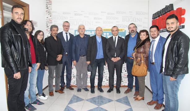 Akşehir'de 3 iş adamı FETÖ'den tutuklandı