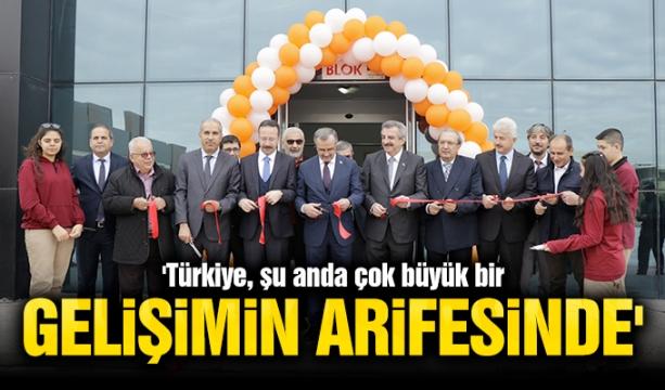 Yıldırım: Türkiye'nin her zaman alternatifi var!