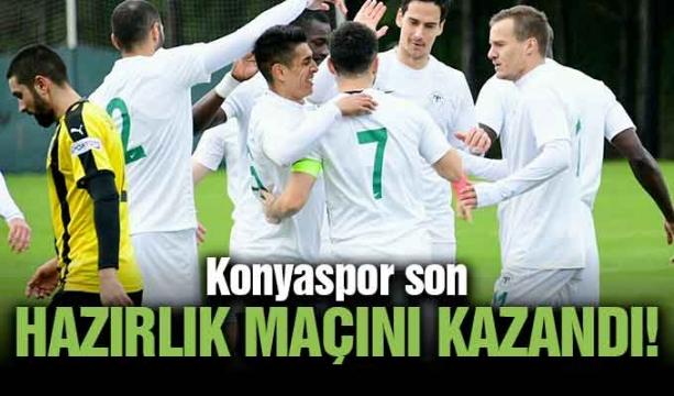 Konyasporlu Vukovic 4. kez baba oldu