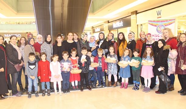 Demirtaş ailesinin mutlu günü