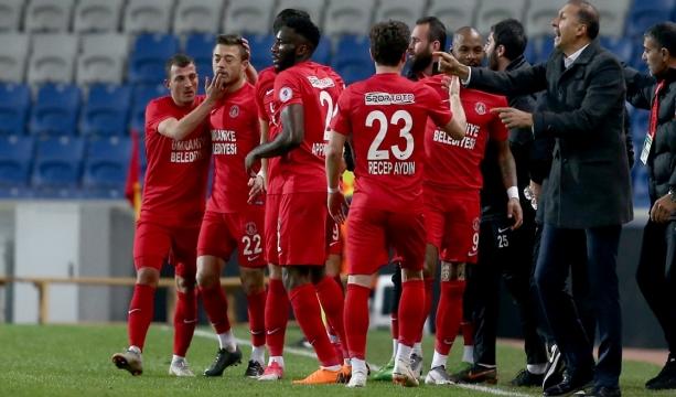 Anadolu Selçukspor ikinci yarıya yenilgiyle başladı
