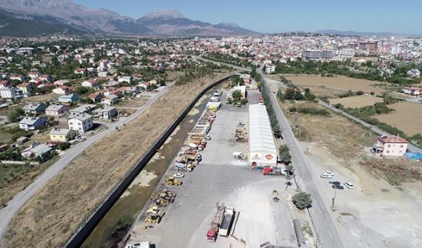 Konyaspor'a yeni soyunma odası