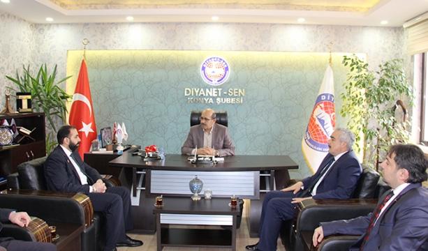 Konya'da konuştu: Türkiye kırmızı çizgimizdir