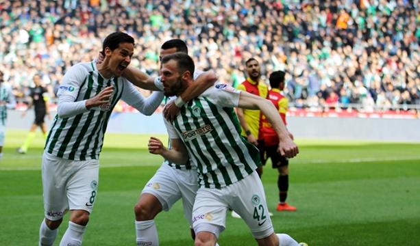 Konyasporlu oyunculardan El-Bab kahramanlarına duygusal mesajlar (VİDEO)