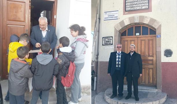 El Bab şehidinin ailesine taziye ziyaretinde bulundu