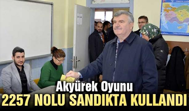 CHP'li Türkmen TBMM divan üyeliğinden istifa etti