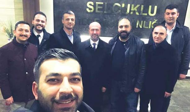 Atiker Konyaspor'da çeyrek final sevinci