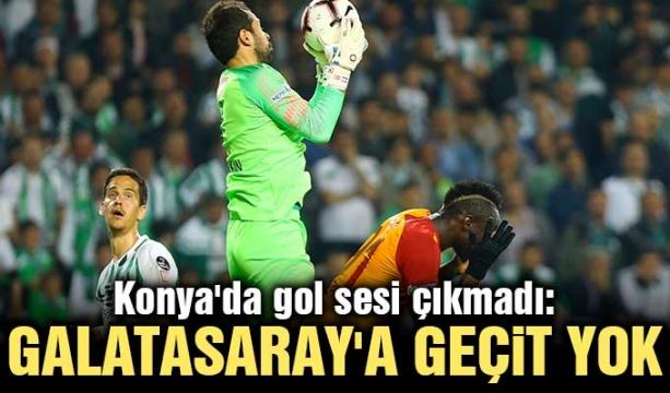 Konya'da elektrik kesintisi