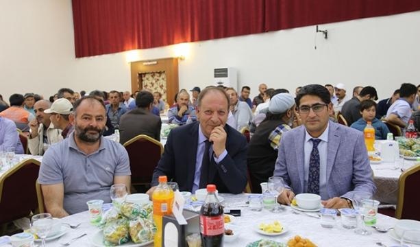 Seydişehir Kaymakamı Erdoğan'ın yurt ziyareti