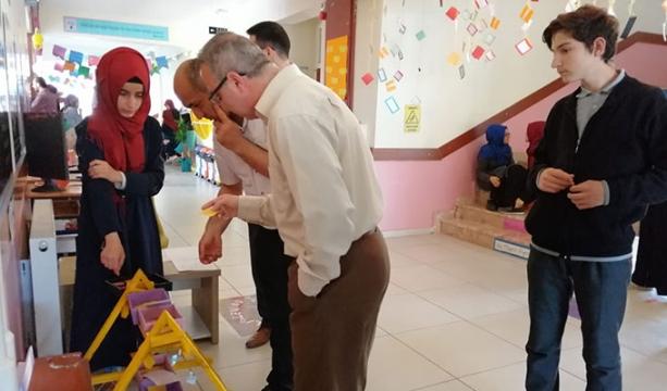 Konya'da Alzheimer derneğinden dayanışma etkinliği