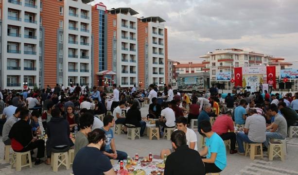Başbakan Binali Yıldırım Konya'da