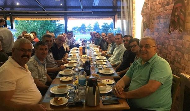 MHP Meram İlçe  Teşkilatı'ndan ziyaret