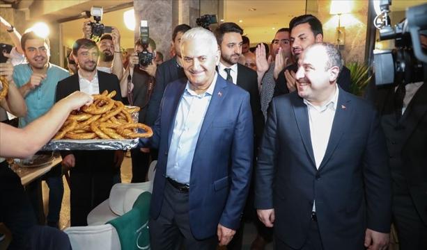Babaoğlu, Beyşehir'de STK temsilciler ile buluştu