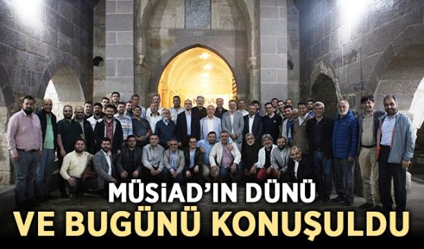 MÜSİAD Konya programında yeni sisteme yer verdi
