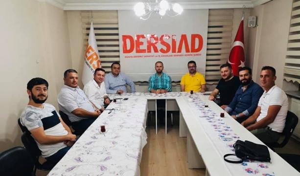 Fatih Terim, Kasımpaşa - Konyaspor maçını izledi