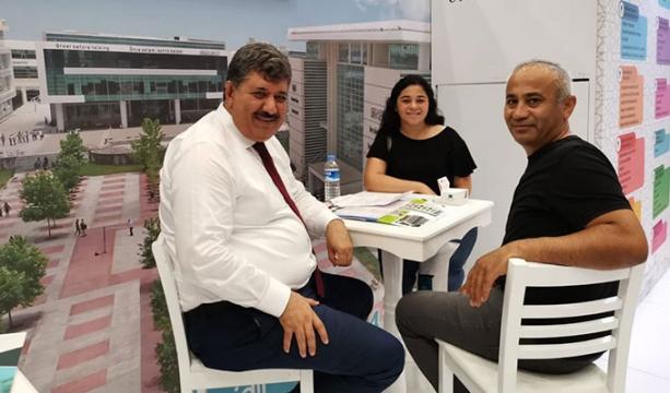 AK Parti Selçuklu Danışma Meclisi toplantısı
