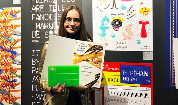 SÜ Güzel Sanatlar Fakültesi'ne ödül