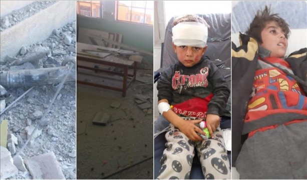 MSB: PKK/YPG Tel Abyad'da okulu vurdu; 3 sivil hayatını kaybetti, 8 sivil yaralandı