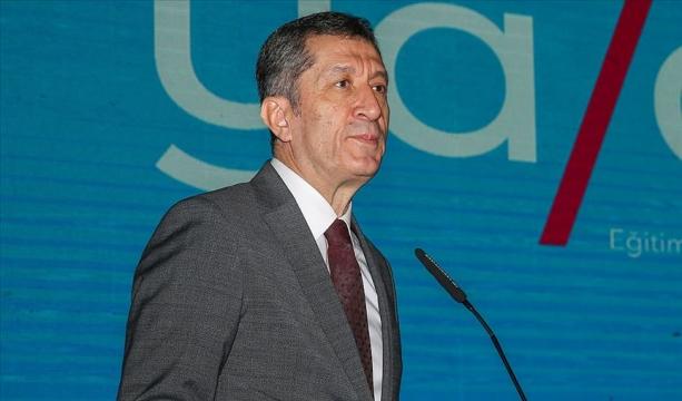 Milli Eğitim Bakanı Selçuk 'Eğitim ya da Eğitim' dergisini tanıttı