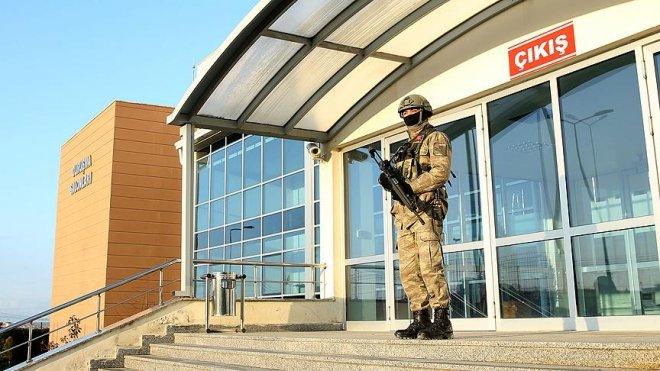 İstanbul'da darbeci askerlere yönelik ilk davada 3. duruşma
