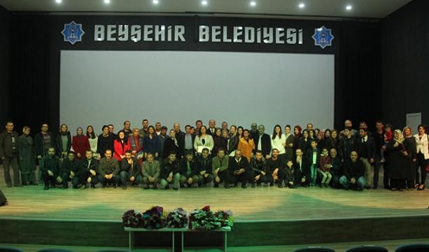 Beyşehir'de fotoğraf sergisi açıldı