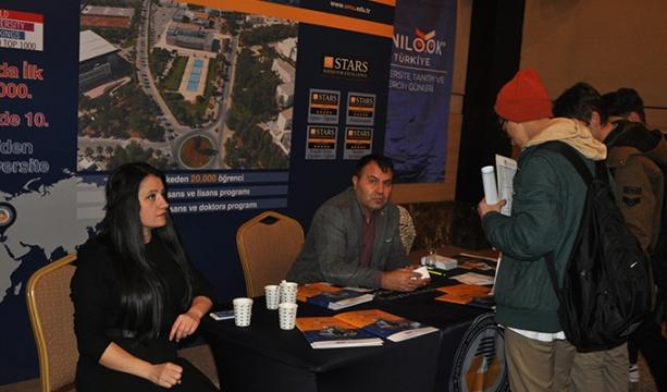 Doğu Akdeniz Üniversitesi tanıtıldı
