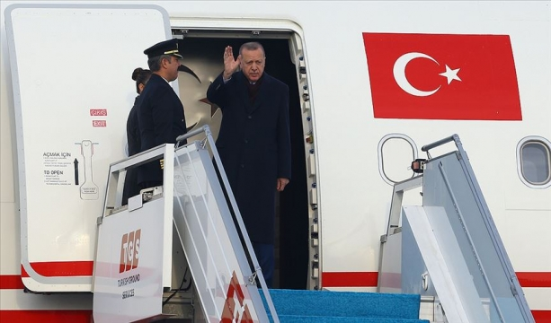 Cumhurbaşkanı Erdoğan NATO Liderler Toplantısı için Birleşik Krallık'a gidecek