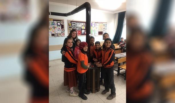 Yeşilay Konya Şubesi Yeşil Oda Projesi İçin Gaziantep'te
