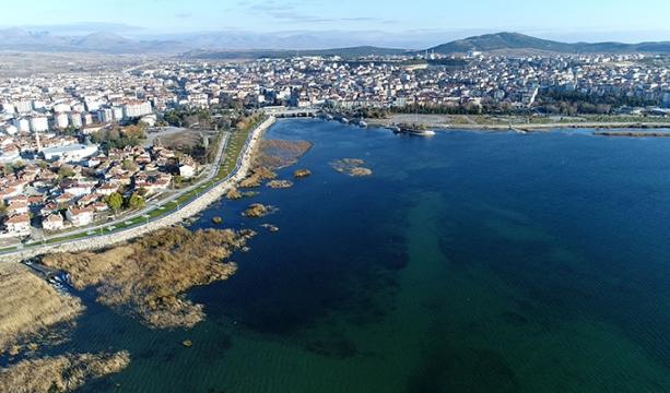 Beyşehir Gölü, belediye meclisinin de gündeminde