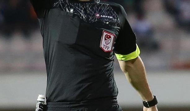 Konyaspor - Gaziantep FK maçının hakemi açıklandı