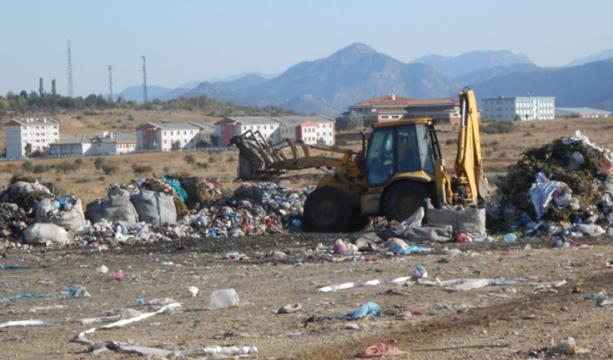 Seydişehir Belediyesi çöpten biyoenerji üretecek