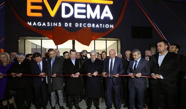 Bozkırlı iş insanı Fransa'da mağaza açtı