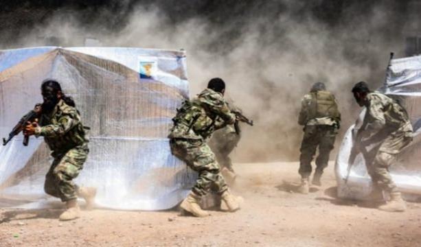 Fransa'dan YPG/PKK'ya destek! Dün gece eğitim verdiler