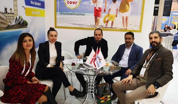 Travel Turkey İzmir'de başladı.