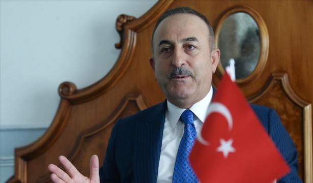 Dışişleri Bakanı Çavuşoğlu: (Doğu Akdeniz'de) gemilerimi korumam için gereken önlemleri alırım